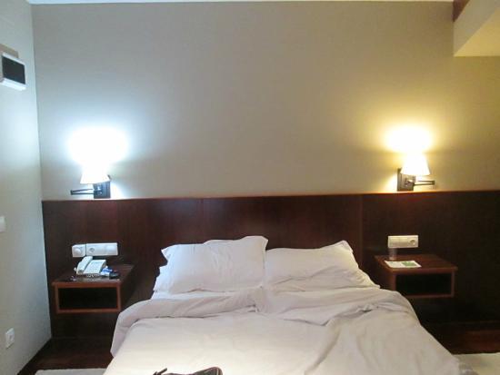 Hotel Mirador de Belvis : camera