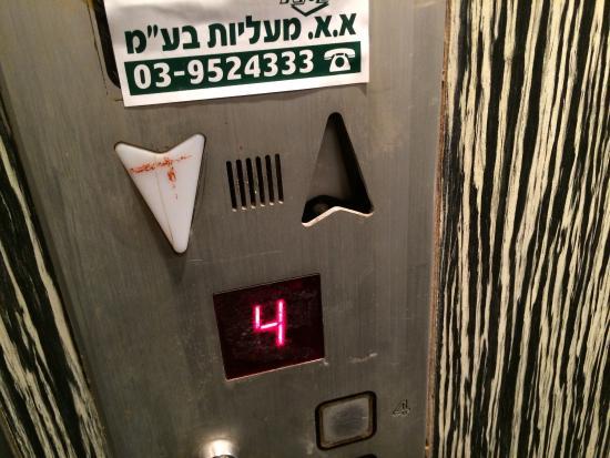 TLV 77 : Ascenseur