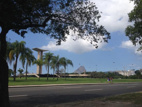 Barracuda: Aterro do Flamengo...
