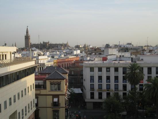 Hotel América  - Sevilla: la vista dalla stanza