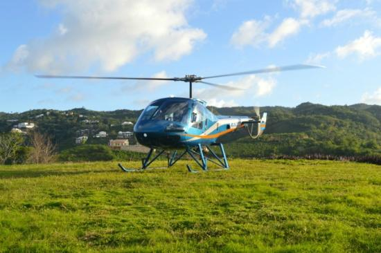 Adventure Helicopter Samana