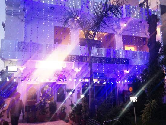 Hotel Bani Park Palace: New Year 2015