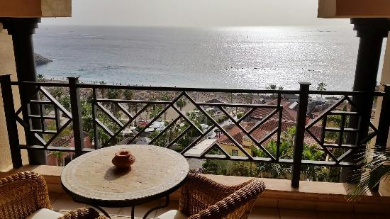 IBEROSTAR Grand Hotel El Mirador: View from 1506 junior suite sea view. Heaven.