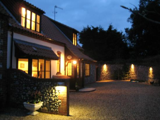 Stable Cottage Luxury Self Catering: Arrival