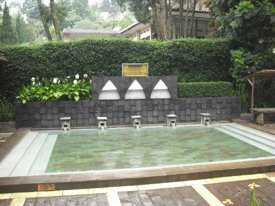 Gracia Spa and Resort: Kolam rendam anak