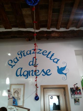 La Piazzetta di Agnese : Bar