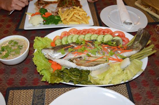 Siam Jasmine: thai fish