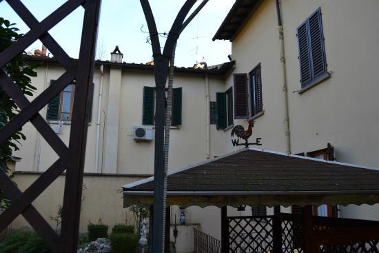 Instituto Suore Di Sant' Elizabetta: L'interno