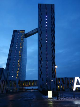 Exterior Of Hotel With View From Bella Centre Entrance Billede Af Ac Hotel By Marriott Bella
