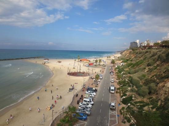 Margoa Hotel Netanya: Beach