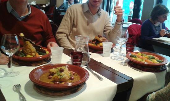 Restaurant Couscous Berbere Marseille