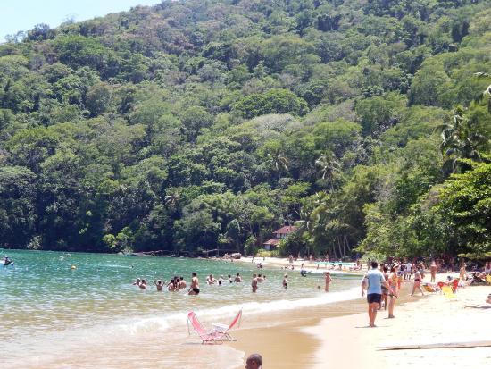 Abraaozinho Beach: Praia do Abraãzinho