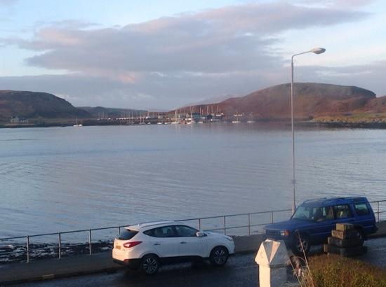 Best Western Muthu Queens Oban Hotel: view from room 5