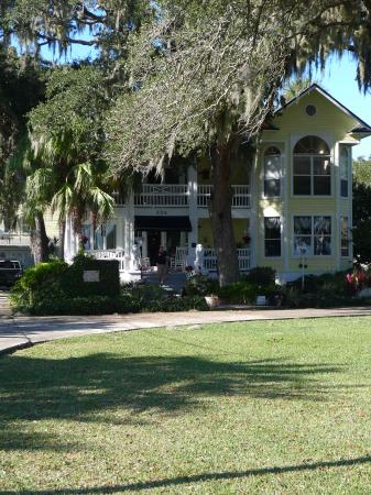 River Lily Inn Bed & Breakfast : La maison