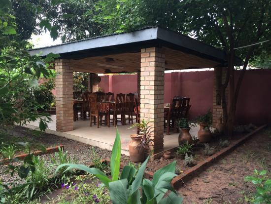 Tabonina Guesthouse: Resturant