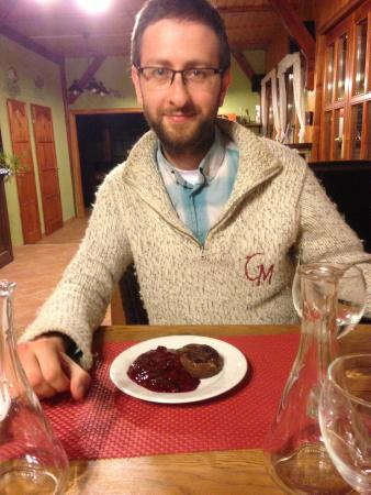 Equital Horse Farm and Wellness Pension: in the restaurant