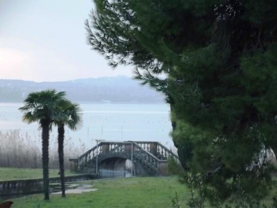 Residence Casa dei Pescatori: vista balcone