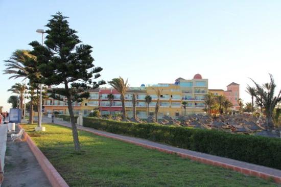 hotel mediterraneo roquetas:
