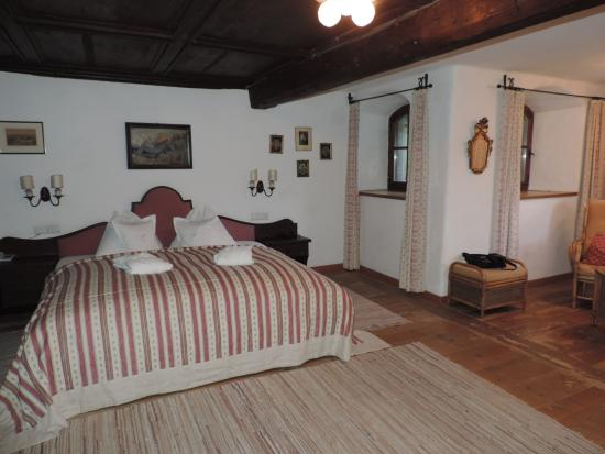 Schloss Prielau Hotel & Restaurants: Standard-Doppelzimmer
