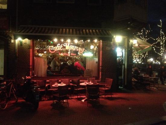Photo of Modern European Restaurant Cafe de Heuvel at Prinsengracht 568, Amsterdam 1017 KR, Netherlands