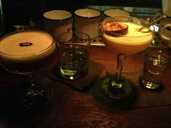 Photo of Restaurant Vesper Bar at Vinkenstraat 57, Amsterdam 1013 JM, Netherlands