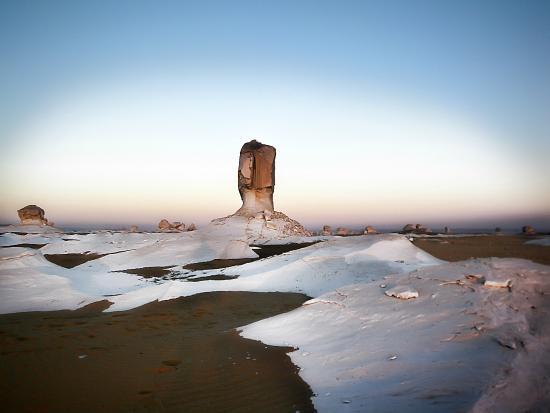 Farafra, Egypten: Белая пустыня, White Desert