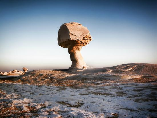 Farafra, อียิปต์: White Desert