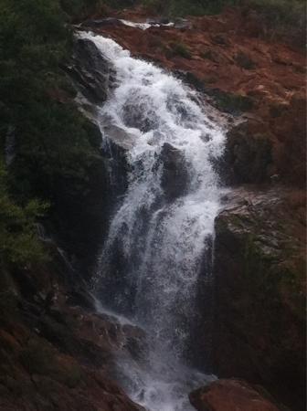 Parque das Cachoeiras, Congonhas - MG