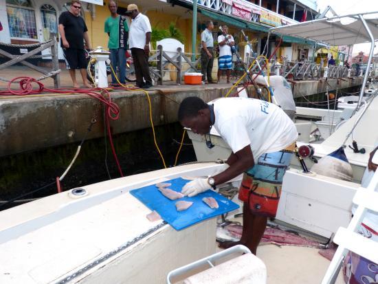 Legacy Fishing Charters : Fresh Fish