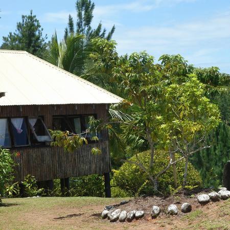 Takalana Bay Resort: Our bure