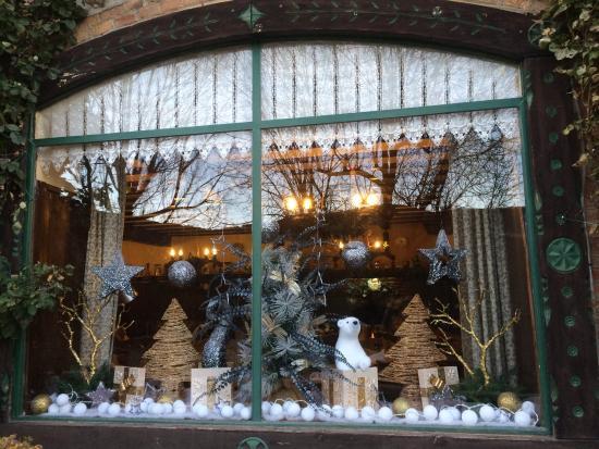 Hotel Adsera : Adornos navideños