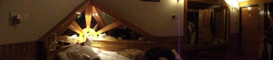 Hotel Dolphin: Himalaya Facing Room