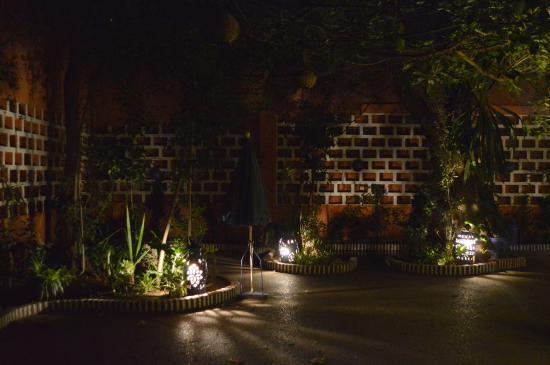 La Taverne: le jardin