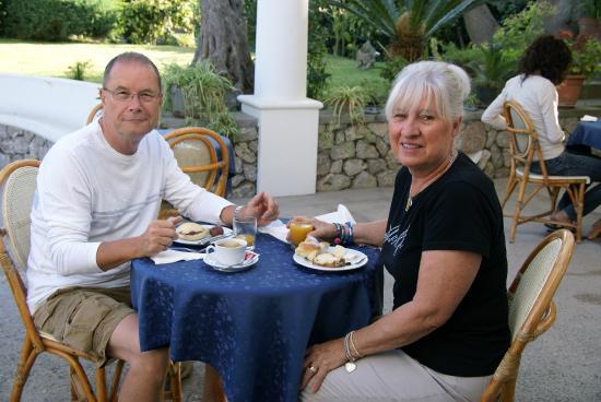 Al Mulino: Breakfast