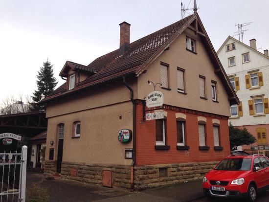 Burgenlandstuble: L'ingresso della stube