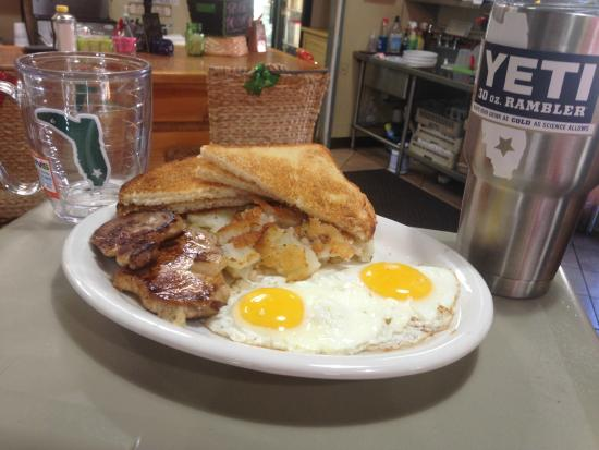 Sunnyside Up! - Picture of Florida Cracker Kitchen, Brooksville ...