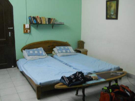 Noble Homestay, Andamans: our room