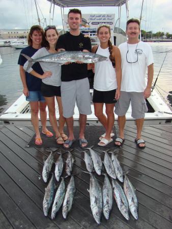 Linda D Sportfishing: Caught the limit!!