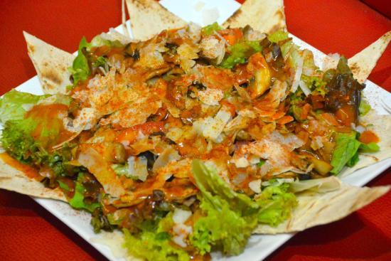 Alpha Pizza: Σαλάτα 1