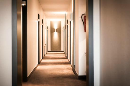 Hotel Luecke: Hotelflur