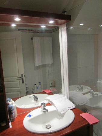 Domaine Ker Juliette: Salle de bain