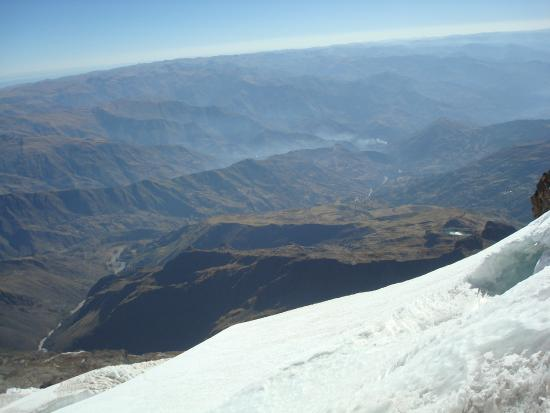 Sorata, Bolivia: Illampu & Ancohuma