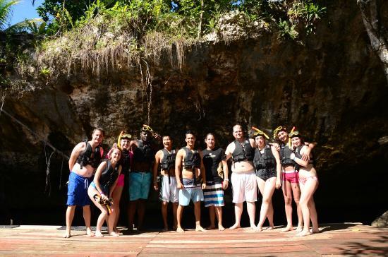 Discovery Jungle Park: Que grupo! jaja inolvidables todos