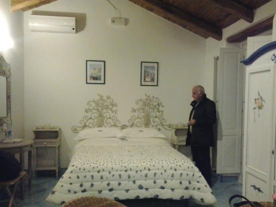 Gattacicova: la nostra camera