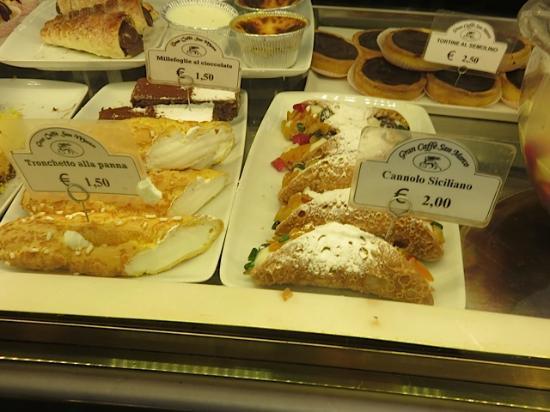 Gran Caffe San Marco: Dolci