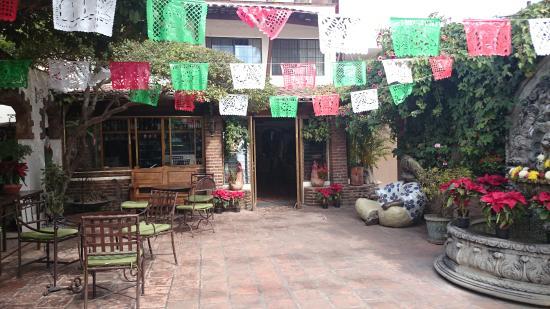 Quinta Don Jose Boutique Hotel: Agradable tarde para un chapuzón