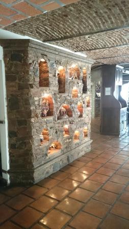 Quinta Don Jose Boutique Hotel: Gran selección de vinos y tequilas