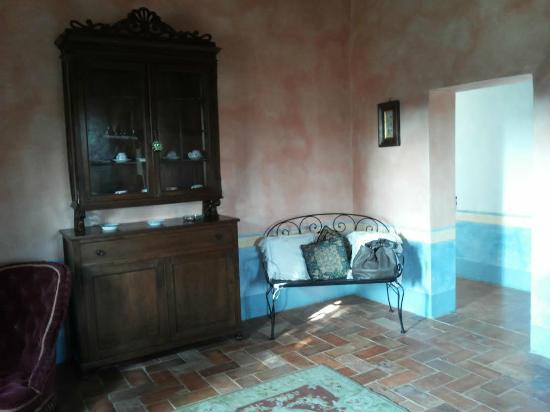 Tenuta Sant'Agnese: angolino salotto
