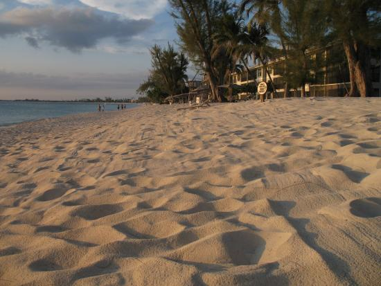 The Islands Club: Private, Beautiful, Seven Mile Beach, need I say more!