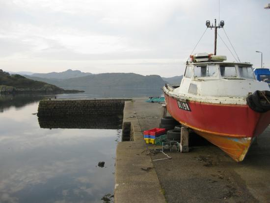 Gairloch Highland Lodge: Gairloch Harbour